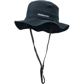 DIDRIKSONS Gadus Bucket Hat Kids, azul